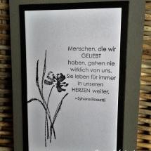 Trauerkarten (5)